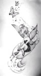 tinkerbell tattoos designs and ideas page 51