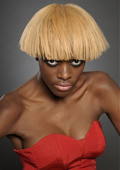 hairstyles blonde and black what do you think of black women with blonde hair