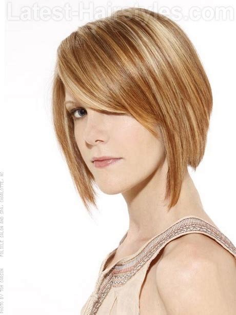 how to blow dry a bob hair cut short choppy haircuts