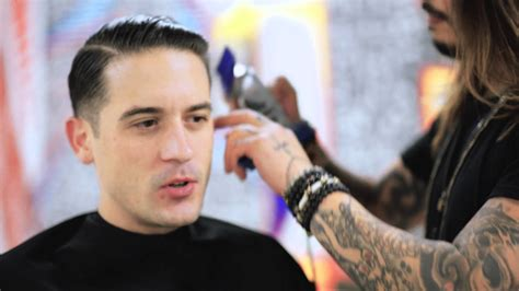 whats g eazy haircut name g eazy official haircut style youtube
