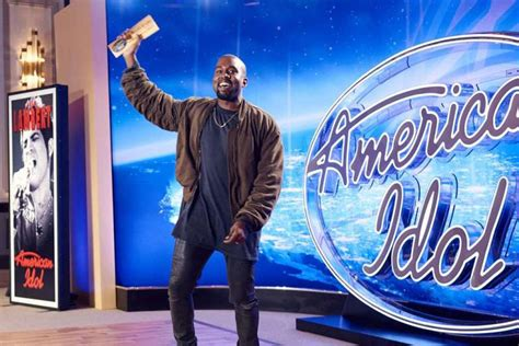 Will Be Showing Up On American Idol by Kanye West Shows Up At Quot American Idol Quot Auditions