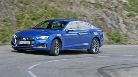 Audi S5 Test by Audi S5 Sportback 2017 Test Drive Youcar