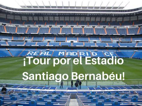 entradas tour santiago bernabeu ticketbell entradas para el tour santiago bernabeu en