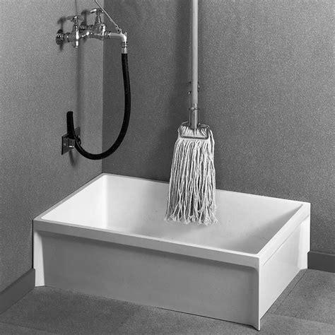 fiat mop basin msb3624 36 quot x 24 quot molded mop basin mop sink fiat