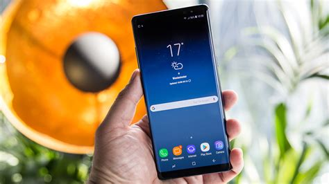 galaxy note samsung galaxy note 8 review the phablet you ve always