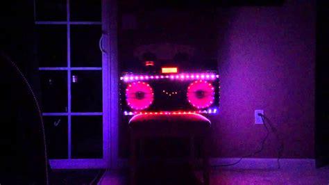 led youtube led boombox youtube