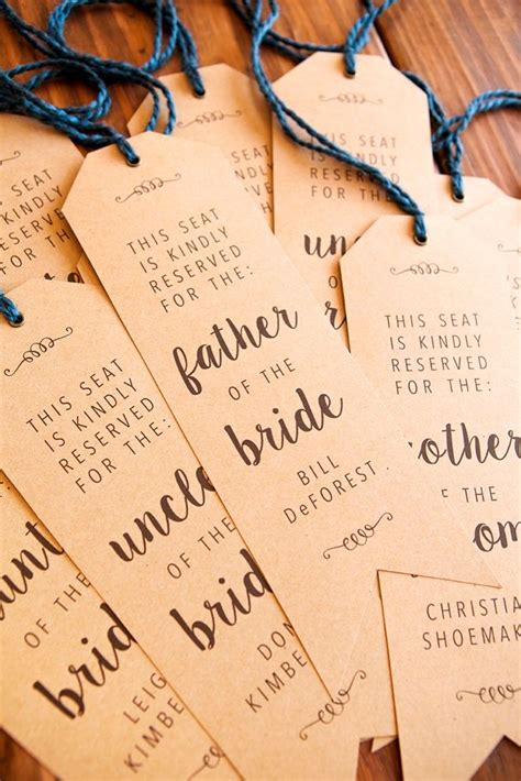 Reserved Seating Card Template Ceremony by 25 Best Ideas About Reserved Seating On