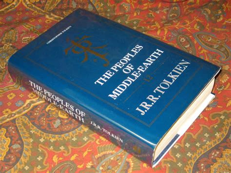 The Peoples Of Middle Earth the peoples of middle earth 1st uk edition 1st