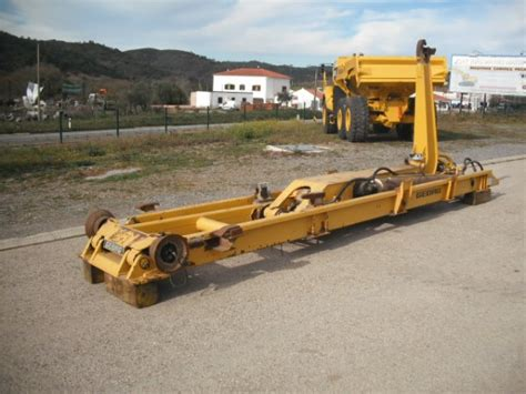 volvo ac hook lift system articulated dump truck adt year   sale mascus usa