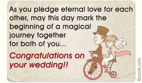 Wedding Congratulations On by From Your Words Of Congratulations For A