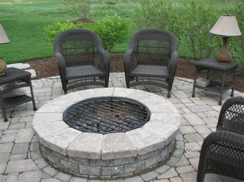 Outdoor Fire Pit Ideas for Cool Nights ? Home Design Examples