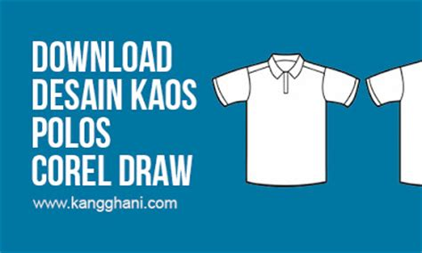 download layout kaos corel template desain kaos polos depan belakang corel draw