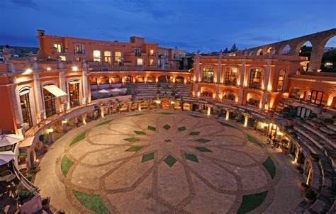 Five Star Zacatecas Hotel   Quinta Real Zacatecas