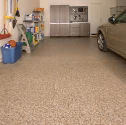 garage sealant your model home