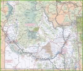 map of idaho idaho map maps