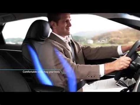 Driving Comfort Mirai Fcv Youtube