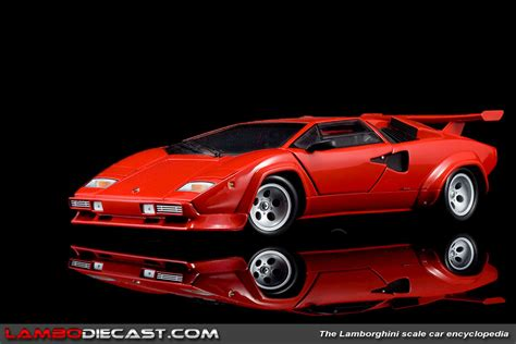 1/18 Lamborghini Countach LP500 S   v2.0 by Kyosho