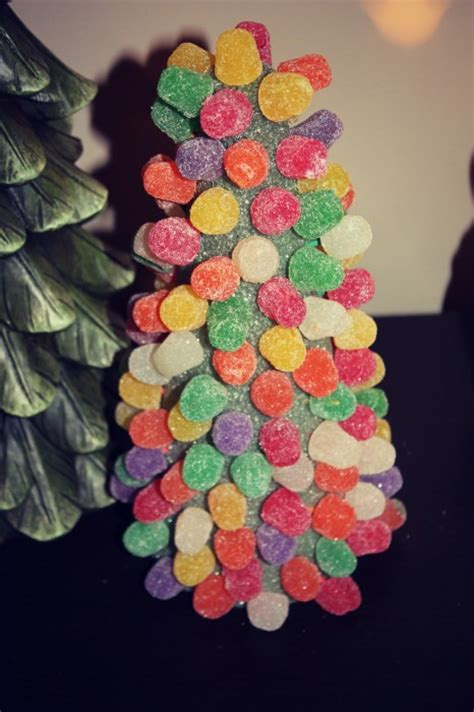 how to make a gumdrop christmas tree mom wife busy life