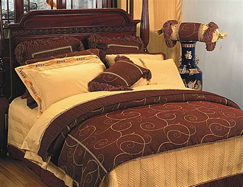 Bed In Bags Sets Nayim 11 Pc Chenille Ultra Luxury Bed In Bag Set