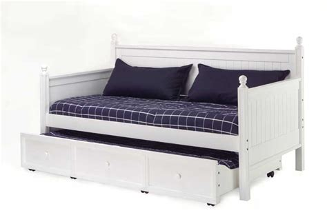 White Trundle Daybed Casey White Daybed With Trundle At Gowfb Ca Fashion Bed