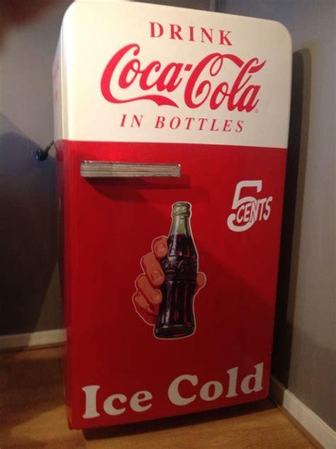 bosch coca cola k 252 hlschrank 50er jahre catawiki