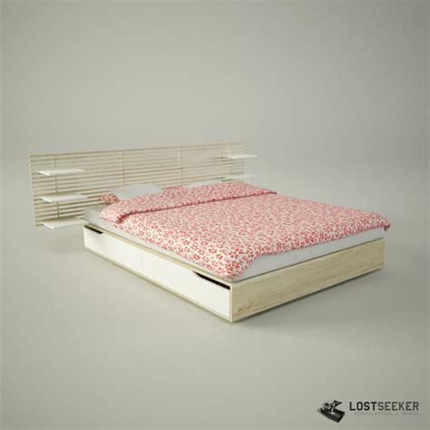 mandal bed frame ikea mandal bed frame max