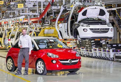 Opel Productions by Opel Adam Produktion Im Werk Eisenach Stefan Fesser