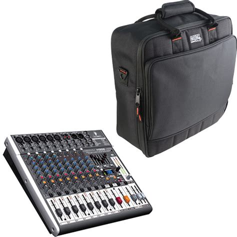 Mixer Behringer Xenyx X1222usb behringer xenyx x1222usb 12 channel usb mixer with padded bag