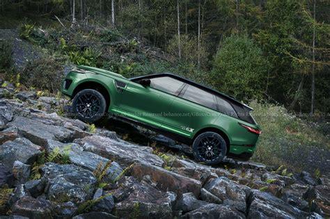 land rover velar svr el range rover velar svr cazado en nurburgring