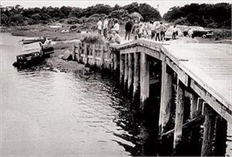 Chappaquiddick Incident Photos Chappaquiddick Incident Conservapedia