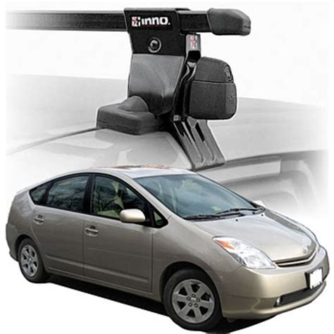 2008 toyota prius in roof 2008 toyota prius roof rack complete system inno rack