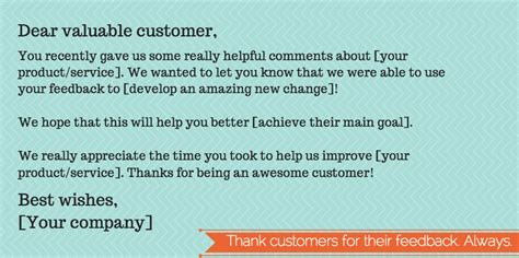 thank you letter to client for positive feedback how to earn customers loyalty with a thank you amasty