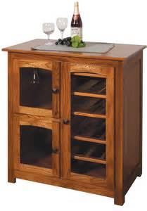 wine cabinets for home four seasons furnishings amish made furniture wine cabinet