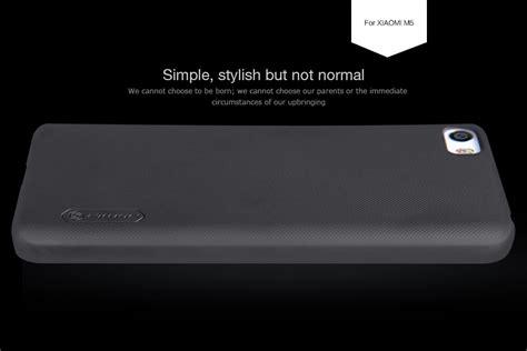 Nillkin Frosted Shield Hardcase For Xiaomi Mi5 100 Original nillkin frosted shield for xiaomi mi5 black jakartanotebook