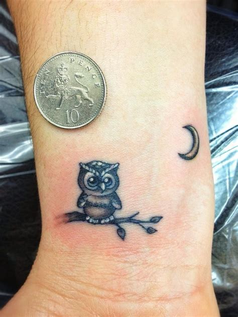 tattoo owl wallpaper 35 awesome little owls tattoos images tattoos