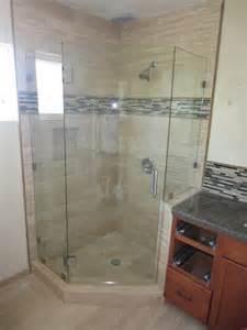 neo shower doors neo angle shower enclosure hillcrest patriot glass and