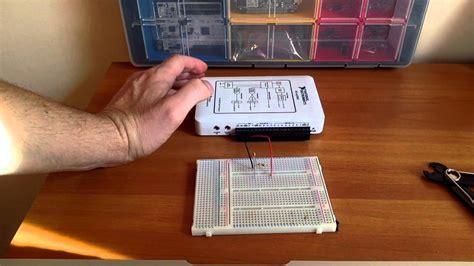 high pass filter breadboard building an rc circuit with ni mydaq