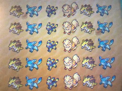 Pokemon Sweepstakes - closed gts giveaway rwby shiny pokemon pok 233 mon amino