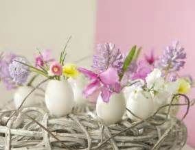 And spring flowers easter crafts eco gifts and table decorations