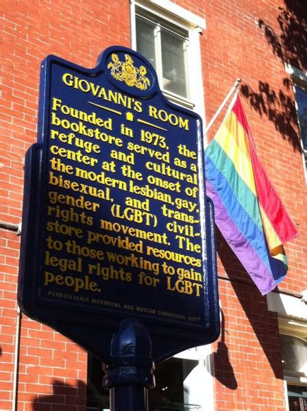Gay Landmark Giovanni S Room To Reopen 187 Mobylives