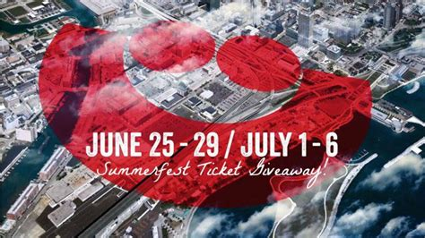 Summerfest Ticket Giveaway - graduation celebration summerfest ticket giveaway with pick n save