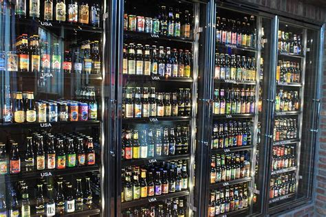 worldofbeer intern bottle selection at world of beer in ballston arlnow com