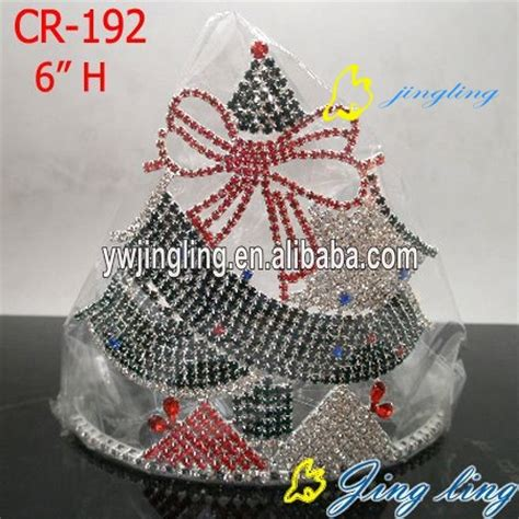 fashion christmas crown tiara china fashion christmas
