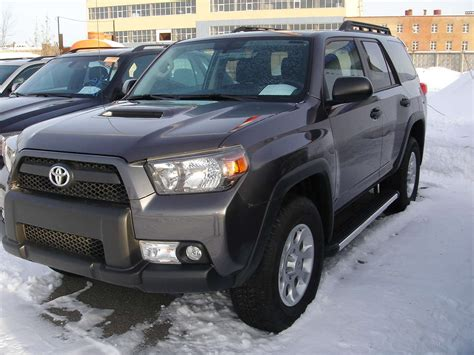 Toyota Forerunner For Sale 2011 Toyota 4runner For Sale 4000cc Gasoline Automatic