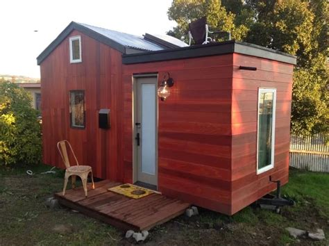 Tiny Homes For Rent 9 Tiny Homes You Can Rent Right Now Modern Tiny House