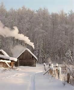 winter cottage cozy cottage winter