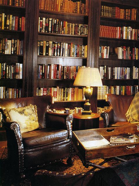 library furniture for home leather chair library books interiors healthy church radio