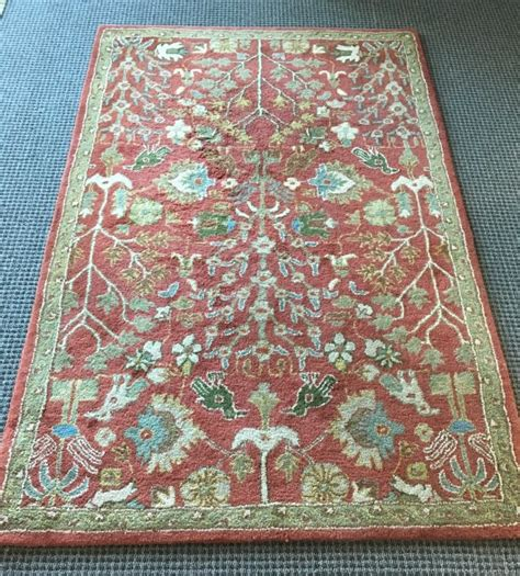 rugs made in india wool rug made in india 4 x 6