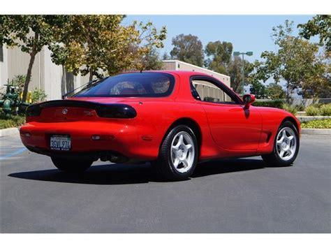 download car manuals 1993 mazda rx 7 engine control 1993 mazda rx 7 45 390 miles red rotary engine 1 3l 80 manual