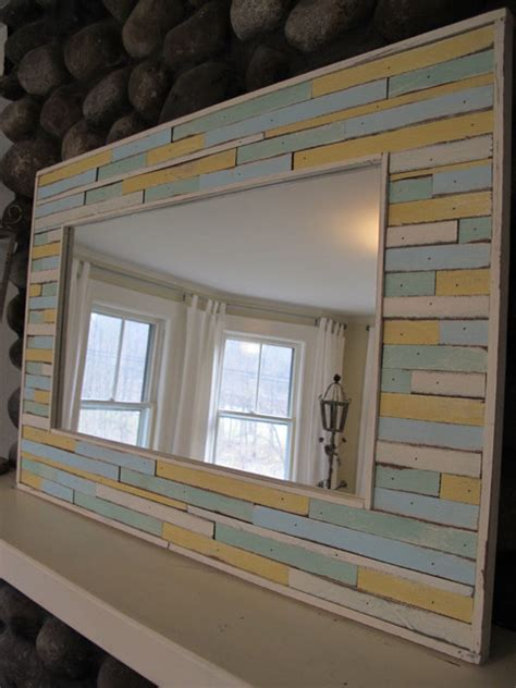 custom cottage mirror beach style wall mirrors new